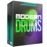 Modern Drums (Mac AU)