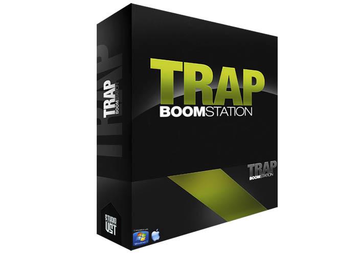 Trap Boom box
