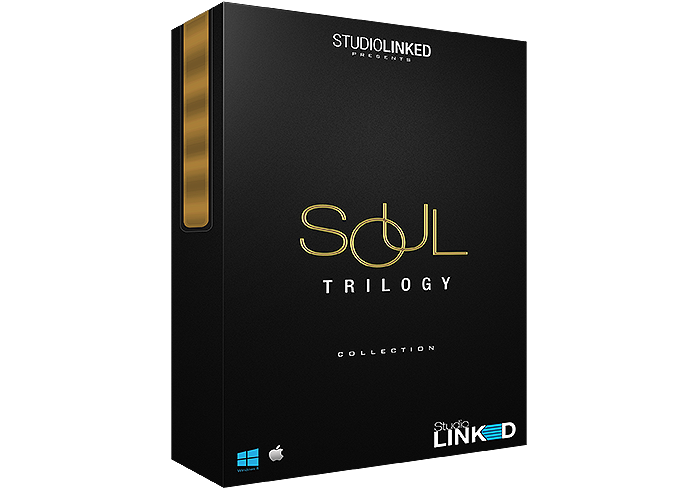 StudioLinkedVST - Soul Trilogy Collection | Kontakt