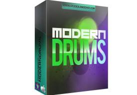 Modern Drums (Pc & Mac)
