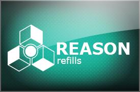 Reason refills
