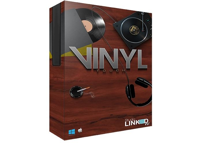 Vinyl touch kontakt software for music producers and for House classics vinyl