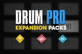 Drum Pro-Expansions